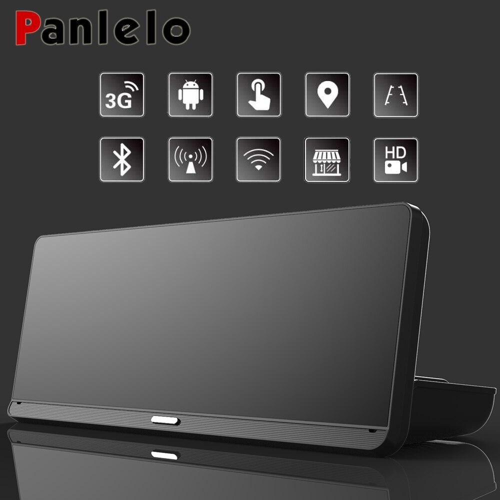 Panlelo gps для автомобиля 7,84 HD 1080 P Android 5,0 gps Map и DVR gps с MP3/MP4-плееры Bluetooth G-SENSOR навигации для автомобиля