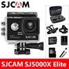 SJCAM SJ5000X Elite Action Camera 4K WiFi Sports DV Diving 30M Waterproof 1080P HD NTK96660 Gyro