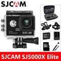 SJCAM Câmera Ação Elite 4 SJ5000X k WiFi Sports DV Mergulho 30 m À Prova D' Água 1080 p HD NTK96660 Giroscópio 2.0 originais tela SJ CAM 5000