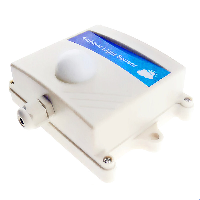 ambient light sensor light illuminance transmitter light measurement 4-20mA output  20000/50000/100 000 LUX