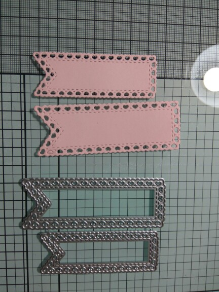 Dies Scrapbooking Element Girdle Metal Cut Embossing Cutting For Card Making Die