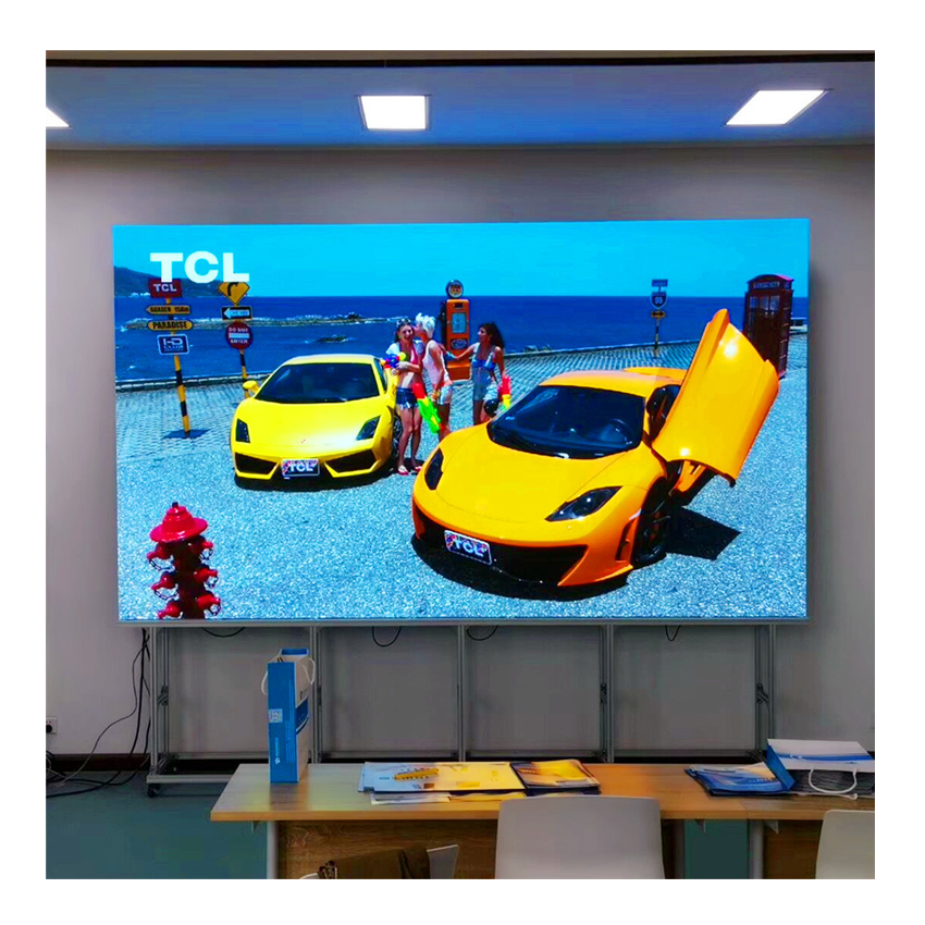 High Definition Video Wall Display P4 Smd 512x512mm Die Casting Aluminum Cabinet Rental Indoor Full Color LED Screen Display