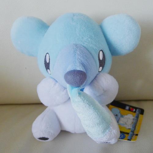 "Takara Tomy Pokemon Plush Stuffed Doll Blitzle 7/"" Collection Figure New"