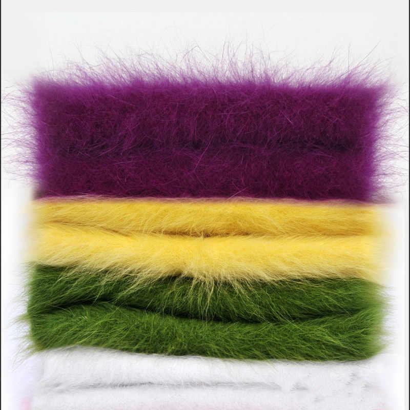 100 + 40G/Set Hoge Kwaliteit Herfst En Winter Nertsen Kasjmier Garen Voor Breien Trui Sjaal Vest Mode dik Nertsen Pluche Garen