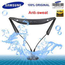 SAMSUNG Original Level U PRO Wireless Bluetooth headsets Collar Noise Cancelling Support A2DP HSP HFP for