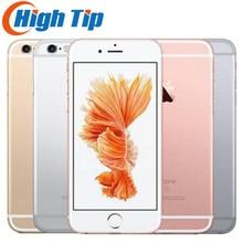 Оригинальный Apple iphone 6 S разблокирован смартфон 4,7 «IOS 16/64/128 ГБ Встроенная память 2 ГБ Оперативная память 12.0MP двухъядерный A9 4 г LTE использовать мобильный телефон
