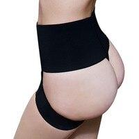 Phụ nữ Butt Lifter Firm Shaper Quần Lót Sexy Lady Đồ Lót Chiến Lợi Phẩm Lift Butt Enhancer Panty Tummy Kiểm Soát Butt Lift Undies Maxi
