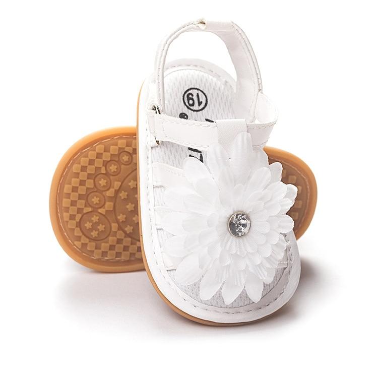Bebe Mädchen Sommer Schuhe Baby Sandalen Leder Kinder Schuhe Jungen - Babyschuhe - Foto 1
