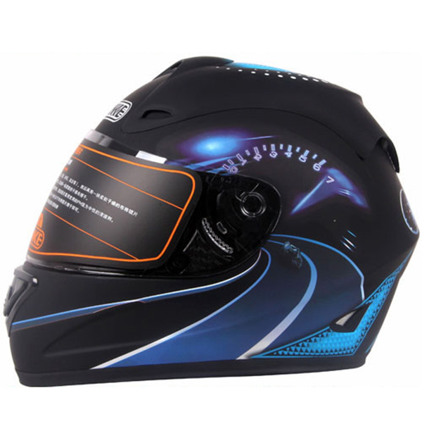 ФОТО 2015 Motorcycle helmet autumn winter double surface helmet lens DOT Free size Free shipping Fashion warm Full face helmet