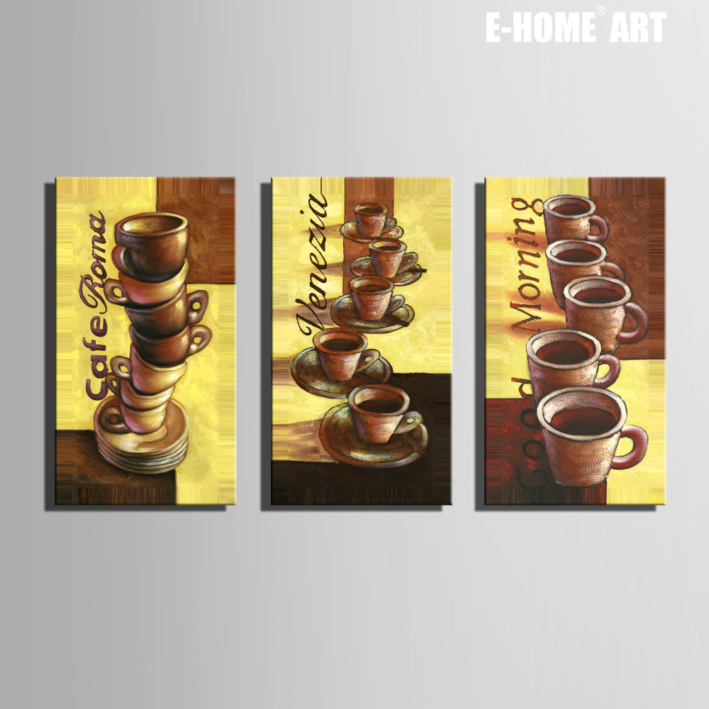 Exelent Coffee Cup Wall Decor Composition - Wall Art Collections ...