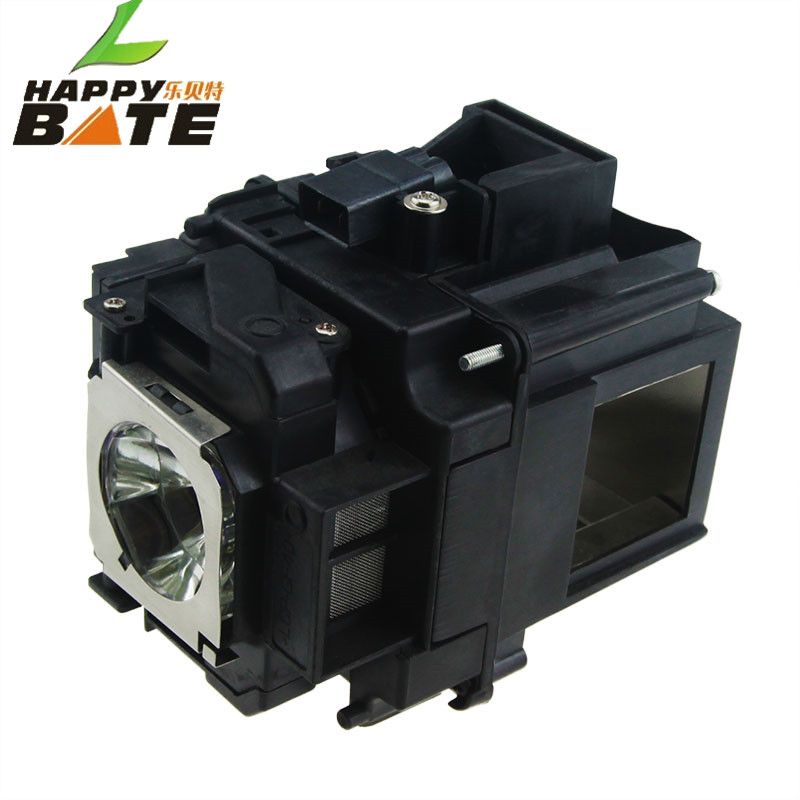 happybateProjector Lamp For EB G6050W EB G6070W G6150 G6170 G6250 G6270 G6350 G6370 G6570 G6550 V13H010L76