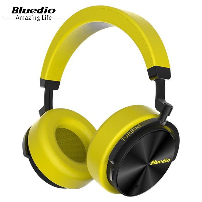 Bluedio Noise cancelling 4.2 wireless Bluetooth headphones with Microphone HIFI headsets for phone calling цена и фото