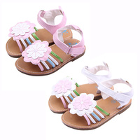 2019 Baby Girl Sandals Summer Baby Girl Hard Bottom Shoes Infant Girl Sandals Newborn Baby Shoes Beach Sandals