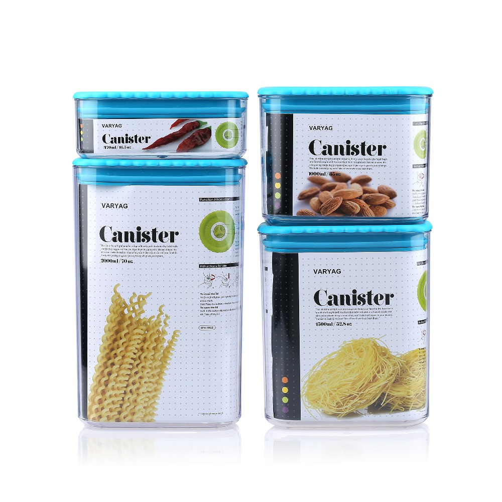 Awesome Retro Kitchen Canister Sets.Aqua Kitchen Canisters Kitchen ...