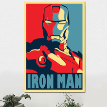 Marveles Iron Man Movie Posters Canvas Painting Prints Bedroom Home Decoration Modern Wall Art Oil Pictures HD