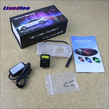 Liandlee Auto Laser Fog Light For Toyota Venza 2008~2014 Preventing Collision Rain Fog Haze Fog Lamps Auto Truck Car Alarm car driving front fog light for 2007 2014 toyota camry 2009 2016 venza 2009 2014 matrix