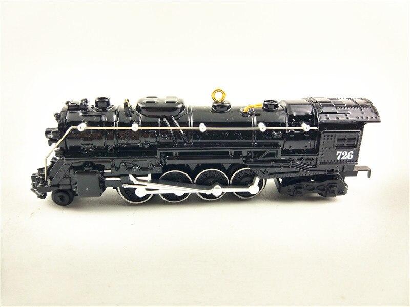 Modèle mobile de roue de corps d'alliage de train à vapeur