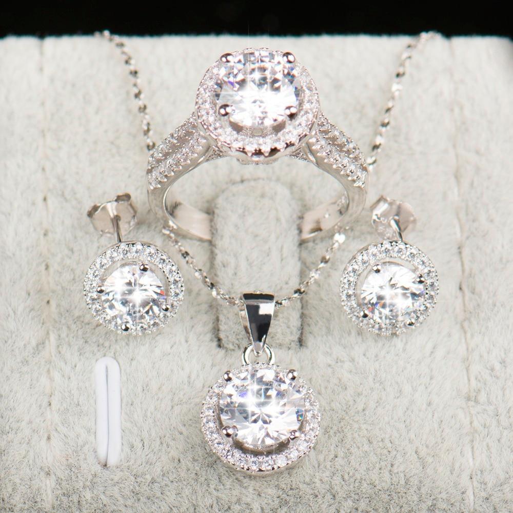 90% de réduction Ensembles de bijoux de mariage pour les mariées - Bijoux fantaisie - Photo 2