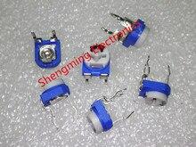 500 Pcs RM065 500 Ohm 501 Trim Pot Trimmer Potentiometer