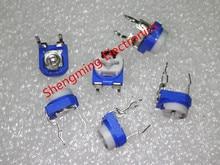 500pcs RM065 500 ohm 501 Trim Pot Trimmer Potentiometer