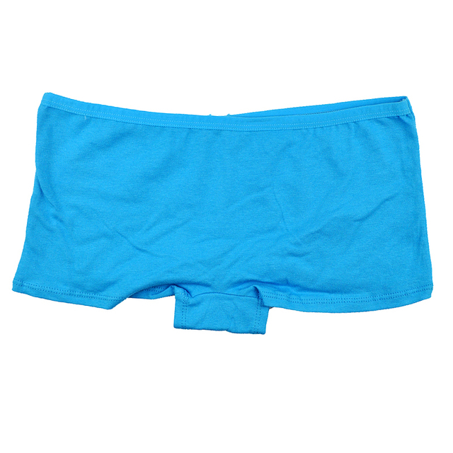 Women's vibrant Cotton BoyShorts.. Pack of 6pcs