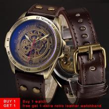 Skeleton Mechanical Watch Automatic Watch
