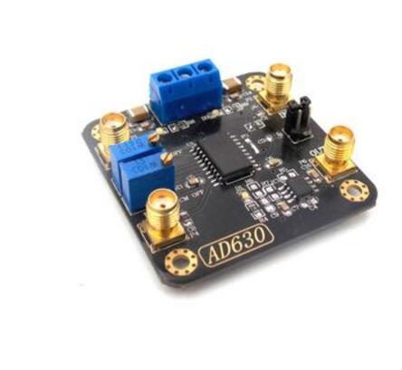 Balanced modulator AD630 lock-in amplifier module weak signal detection, modulation and demodulationBalanced modulator AD630 lock-in amplifier module weak signal detection, modulation and demodulation