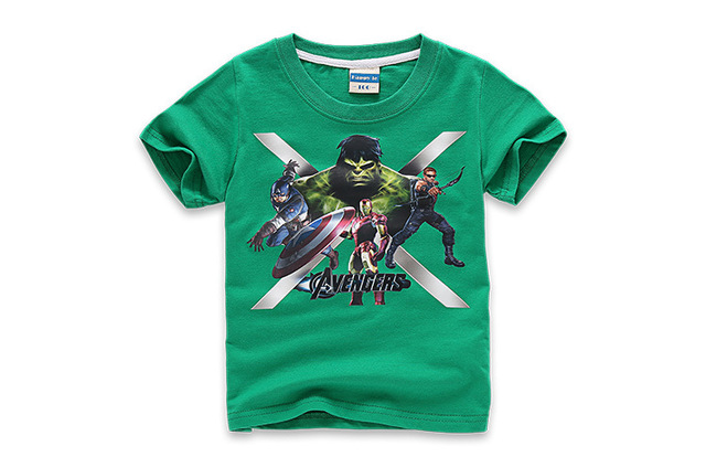 3-13T Kids T Shirt Tops Brand Children Clothing Children T-Shirt Teenage Big Boys T-Shirts Summer Girls T Shirt