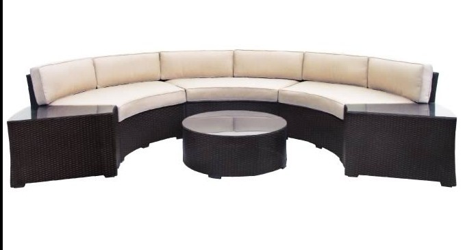 2017 Hot Sale Discount Sale Outdoor Vintage Synthetic Rattan Furniture China Mainland