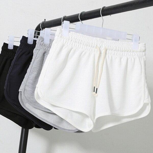 Free shipping new summer cotton women's sleep bottoms casual wear shorts pants plus size women pajamas pant S0146