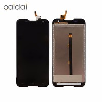 100 Tested For Blackview BV5000 LCD Display Touch Screen Mobile Phone Lcds Digitizer Assembly Replacement Parts