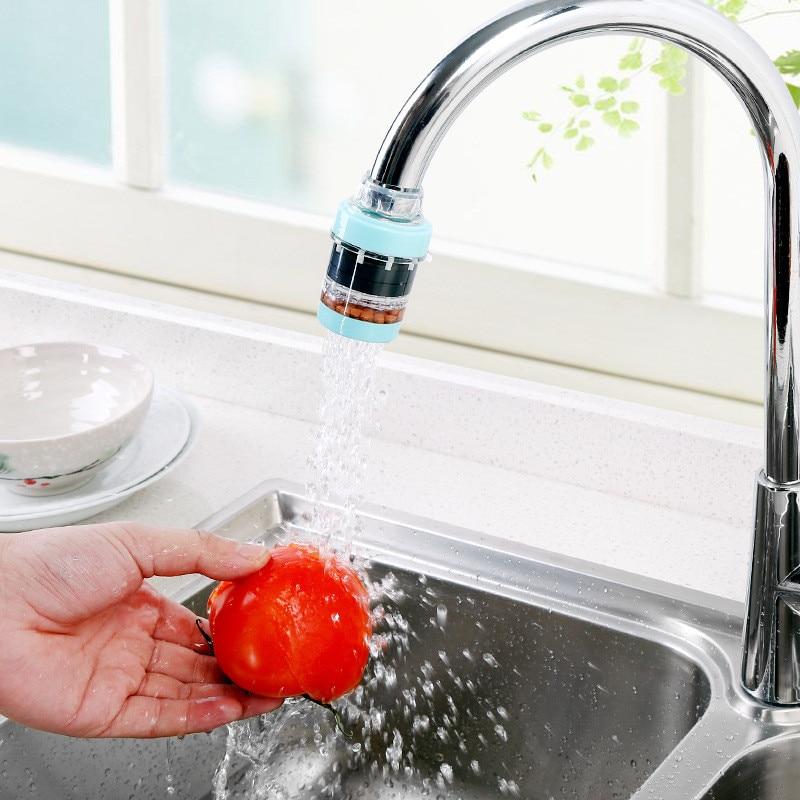 Universa Medical Stone Magnetized Faucet Nozzle Kitchen Faucet Shower Head Economizer Filter Water Stream Faucet Bathroom