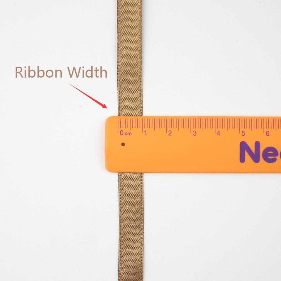 атласные ленты для рукоделия с доставкой в Россию