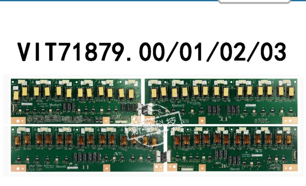 VIT71879.00 VIT71879.01 VIT71879.02 VIT71879.03 HIGH VOLTAGE logic board for L65P10FBEG T645HW02 T-CON connect board 50h2 ctrl eax43474401 ebr41731901 logic board printer t con connect board
