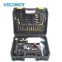 Auto Car Tools Oil System Non Dismantle Fuel Injector Cleaner Garage Tools For Petrol EFI Throttle 160PSI