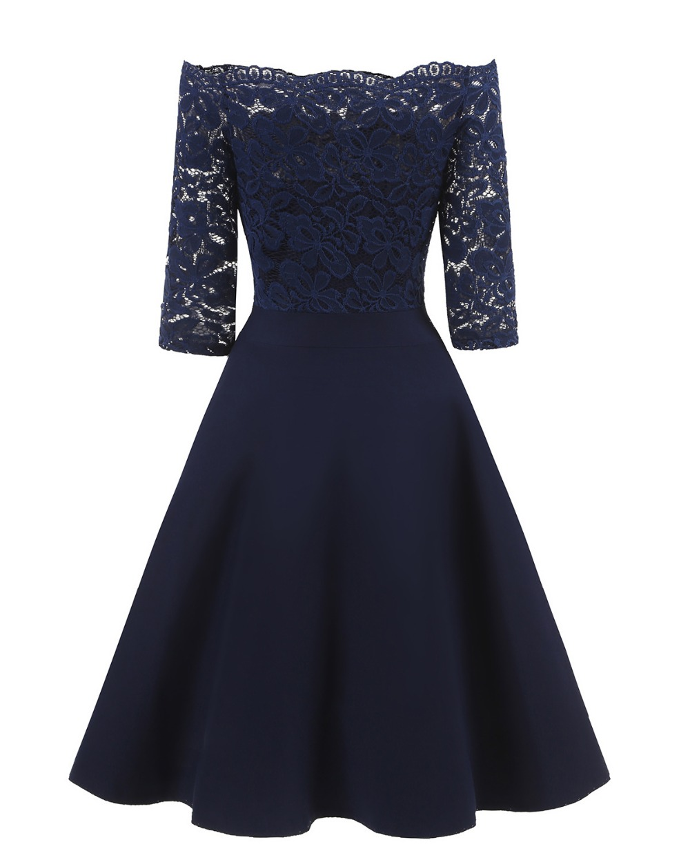 2018 Hot Sale Tulle Applique Short Prom   Dress   Party Half Sleeves   Cocktail     Dresses   Vestidos De Coctel Robe