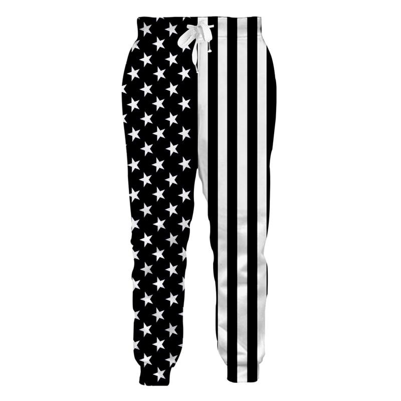Joggers Trousers Men's Pants 3d Graphic Beer Print Sweatpants Male Femle Fitness Bodybuilding Pants Pantalon Homme