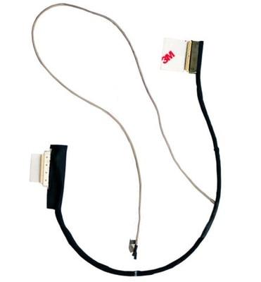 WZSM NEW Laptop LCD LVDS-videokabel för HP Pavilion 15 15-G 15-R 15-H 250 G3 LCD-kabel P / N: dc02001vu00