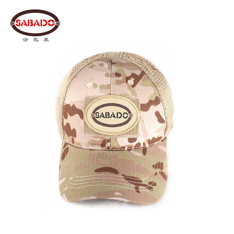 الصيد الصيد الرياضة قبعة التكتيكية القتالية والعتاد التكتيكية أغطية الرأس تكتيكات التدريب قبعة مموهة لكرة البيسبول الرجال الجيش القبعات قابل للتعديل