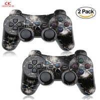 Drahtlose Doppel Shock Gamepad für Playstation 3 Remote Sixaxis für PS3 Controller dualshock pubg für spiel controller gamepad ps3