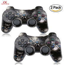 Get more info on the Wireless Double Shock Gamepad for Playstation 3 Remote Sixaxis for PS3 Controller dualshock pubg for game controller gamepad ps3