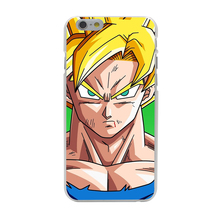 DragonBall Z Goku Transparent Case Cover