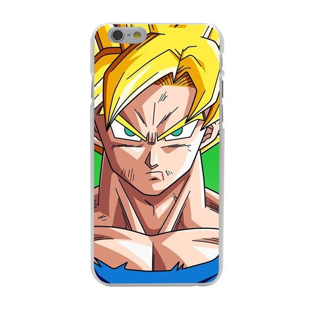 DragonBall Z Goku Transparent Case Cover