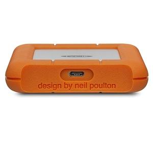 "Image 4 - Жесткий диск Seagate LaCie Rugged 1 ТБ 2 ТБ 4 ТБ 5 ТБ USB C и USB 3,0 Портативный жесткий диск 2,5 ""внешний жесткий диск для ПК и ноутбука"