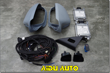 FOR AUDI A6 C7 PA 4G LANE CHANGE SIDE ASSIST SYSTEM SET SWA UPDATE KIT
