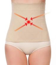 Women Waist Trainer Long Torso Hot Belt Waist Corset Hot Body Shaper Slim Belt Waist Cincher Workout Tummy Fat Burner Girdles