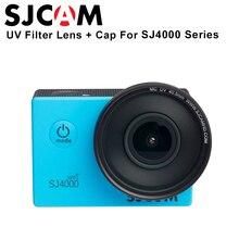 SJCAM Интимные аксессуары SJ4000 серии УФ-фильтр 40.5 мм с многослойным просветлением протектор объектива для SJ4000 sj4000wifi Спорт действий Камера