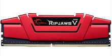 Chiqi (G.skill) Ripjaws V Series DDR4 3000 Desktop Memory Red