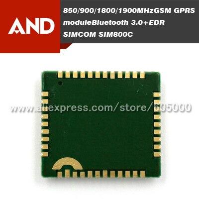 Электронные компоненты и материалы SIM800C, SMS