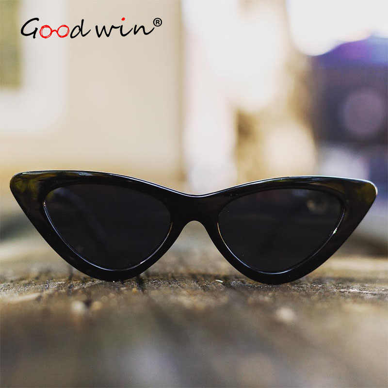 c823e16bba26e Sunglasses Women Brand Designer Small Cat Eye Sunglasses For Women Fashion  Red Black Sexy Cateye Ladies